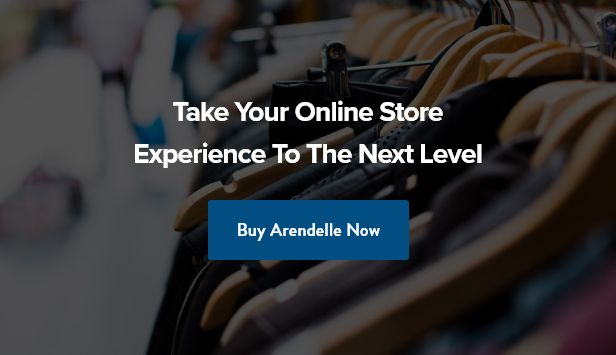Arendelle | Modern eCommerce Elementor WordPress Theme