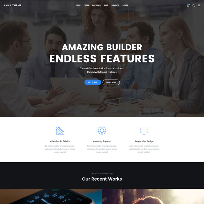 A-ha-Creative-Free-Multipurpose-HTML5-Template