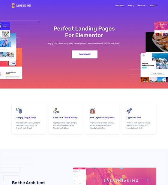 ElementorKit-Premium-Collection-of-Landing-Pages-back