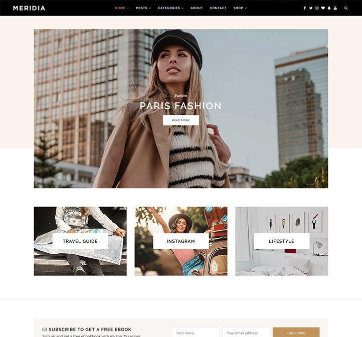 Meridia-Minimal-eCommerce-Lifestyle-Blog-WordPress-Theme_preview