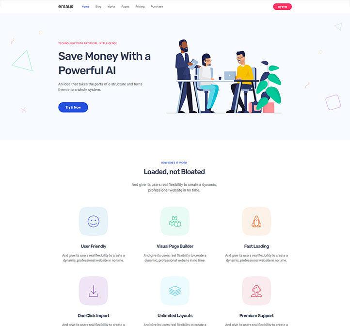 Emaus-SaaS-App-&-SEO-Elementor-WordPress-Theme_preview