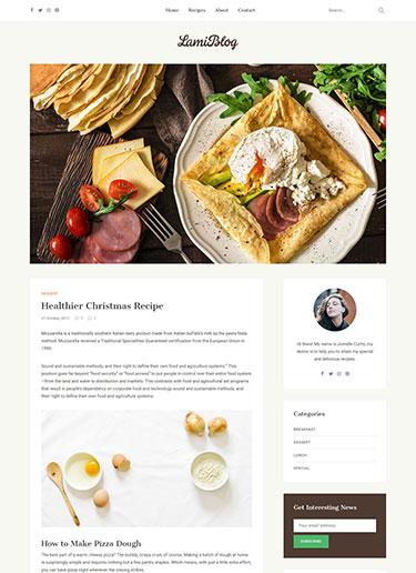 Lami-Food-Ordering-Restaurant-Free-WordPress-Theme_front