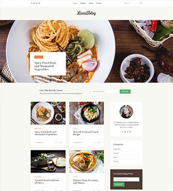 Lami-Free-Recipe-Food-Blogging-WordPress-Theme_preview