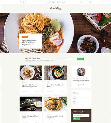 Lami-Free-Recipe-Food-Blogging-WordPress-Theme_preview