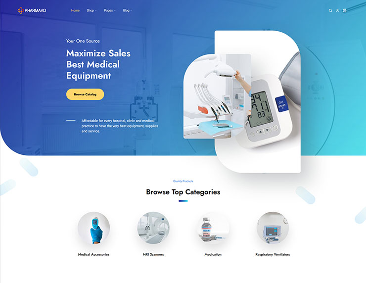 everse_medical_supplies_store_preview