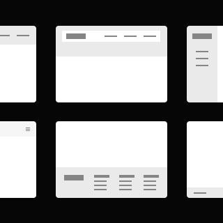 Sedona_wordpress_theme_header_and_footer_layouts